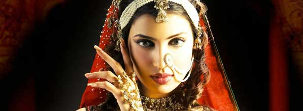 pakistani bridal make up artists