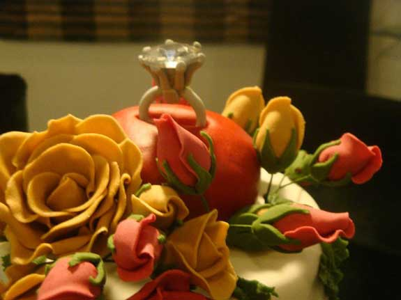 pakistani wedding cakes