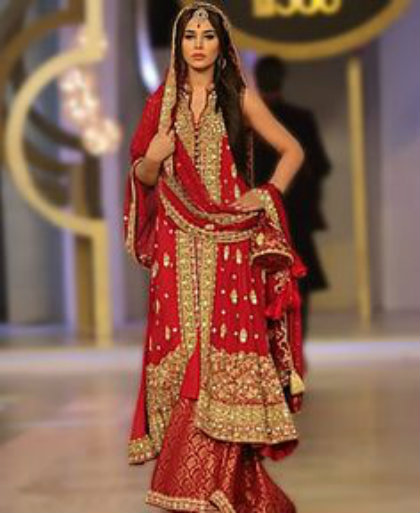 The four types of quintessential pakistani wedding dresses for Pakistani designer dresses for weddings