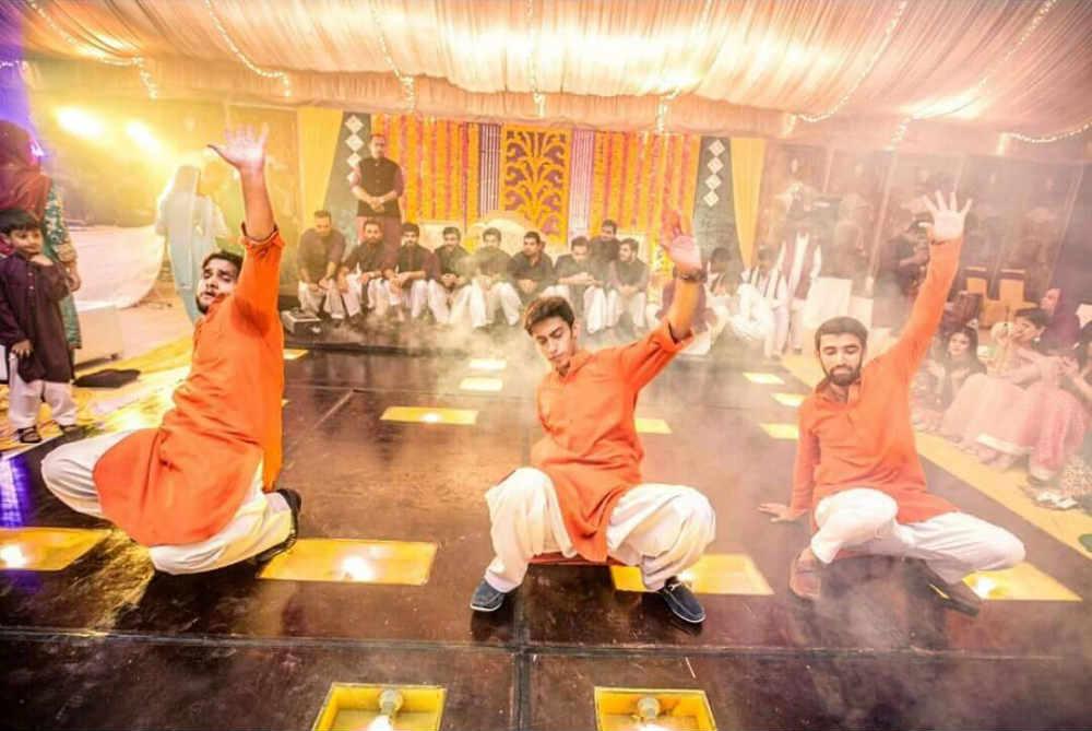 Pakistani Wedding Themes In 2016