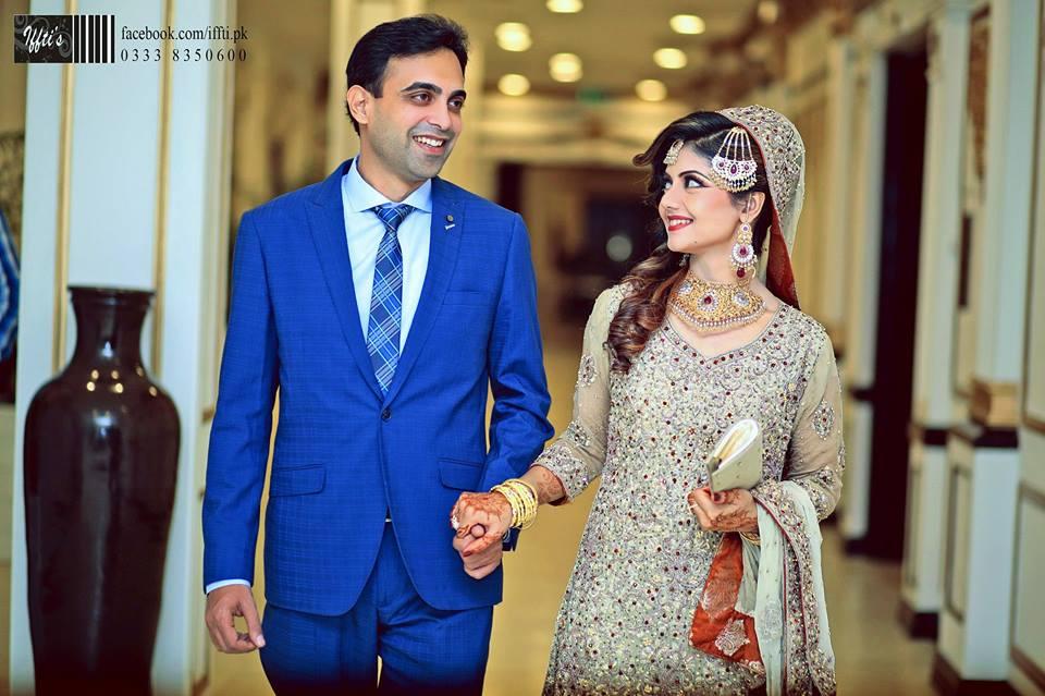 pakistani bride dresses