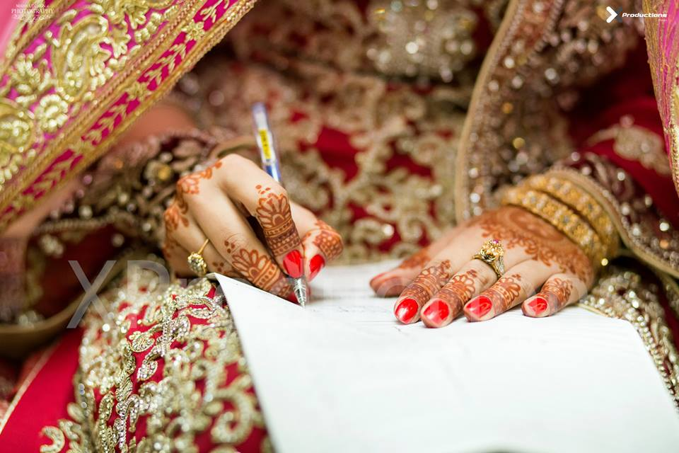 Pakistani Bridals