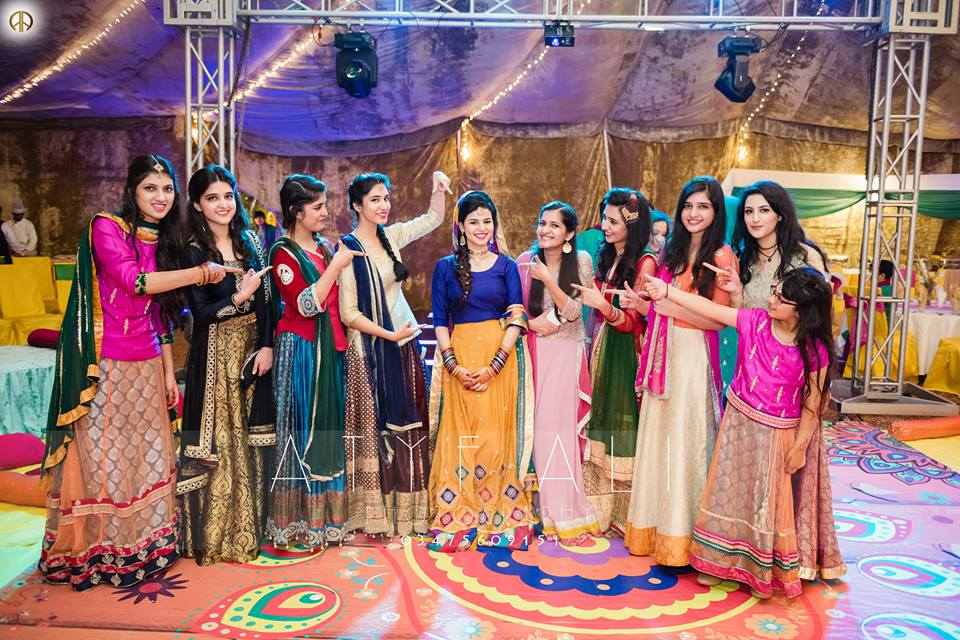 c234fda50f Family Wedding Duties in Pakistani Wedding Celebrations - Wedding ...