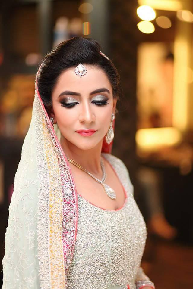 Pakistani Bridal Makup