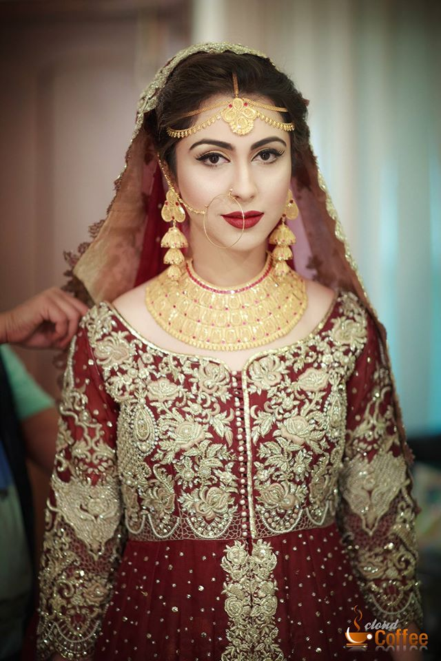 bridal jewelry in Pakistan