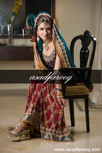pakistani bridal photography