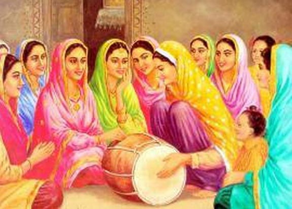 10 TRADITIONAL SHADI SONGS