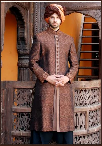 Pakistani Wedding Dresses For Groom