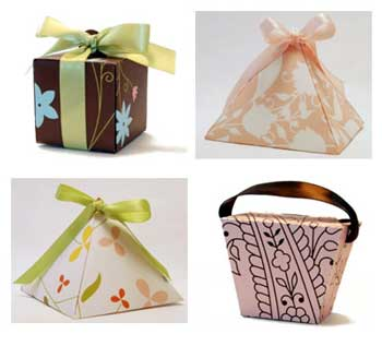 Styles Of Give Away And Bid Packing For Pakistani Weddings