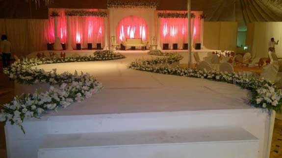 Indoor vs outdoor weddings in pakistan for Indoor outdoor wedding venues