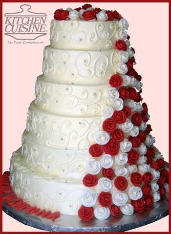 wedding cakes in lahore 10 top wedding cakes designers for wedding 24673