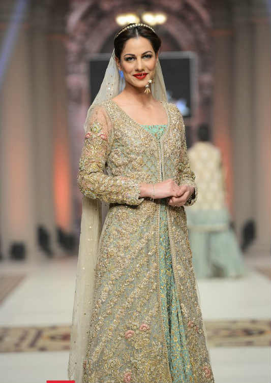 Pakistani wedding dresses trends in 2016 wedding pakistani for Online pakistani wedding dresses