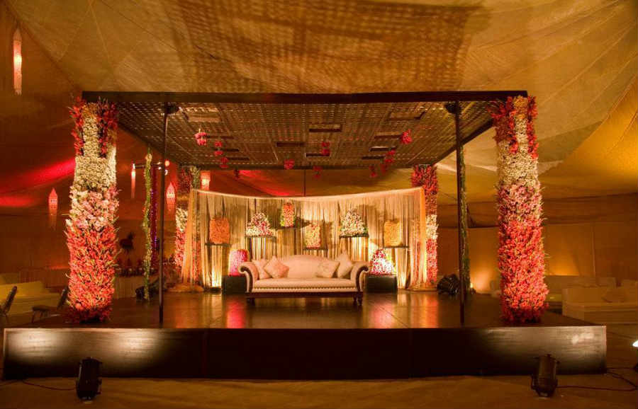 Mehndi Stage Design 2018 : Asian wedding stages derby services uk