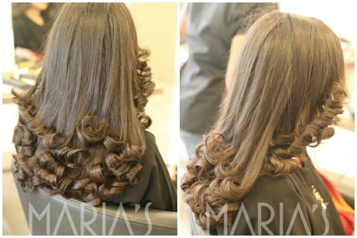 Gorgeous Layered Hair Styling For Weddings In Pakistan