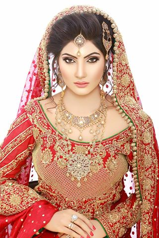 pakistani bridal makeup