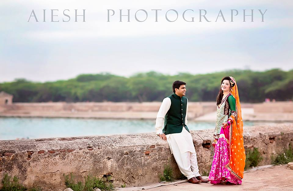 couple photoshot in pakistan