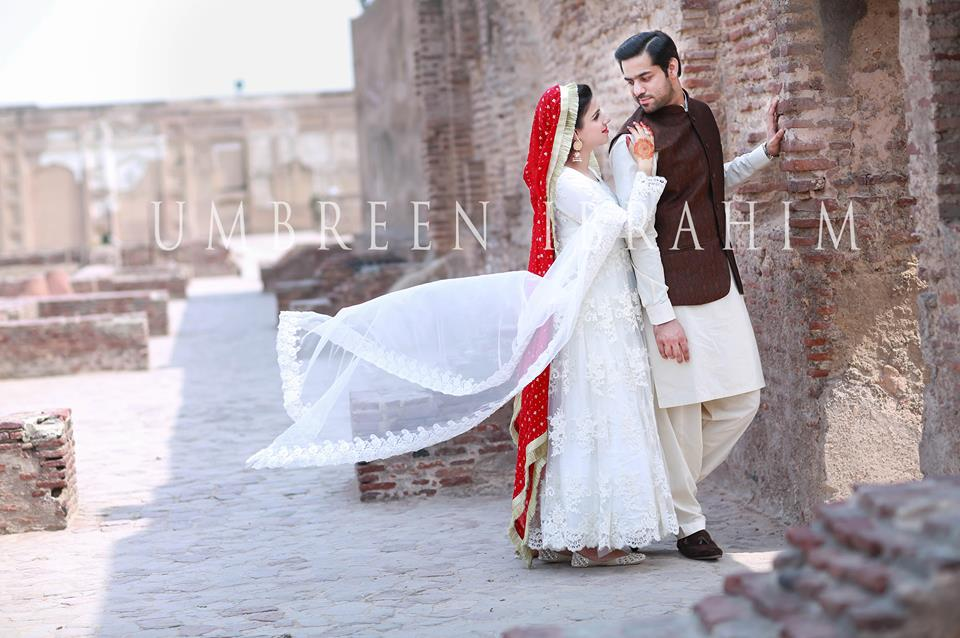 wedding photoshot in pakistan