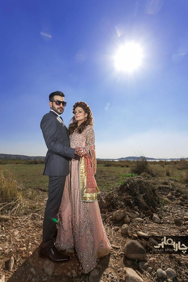 Couple photshot in pakistan